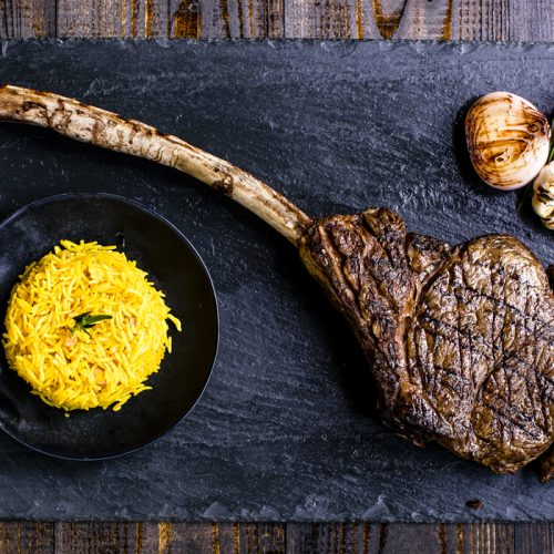Red Tail | Food photography