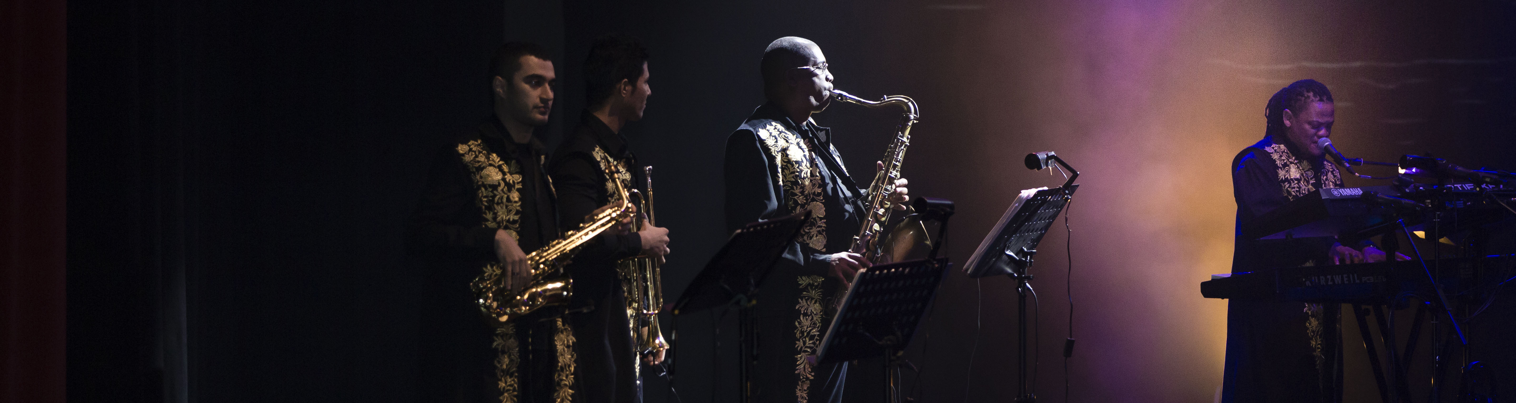Event – Sax player
